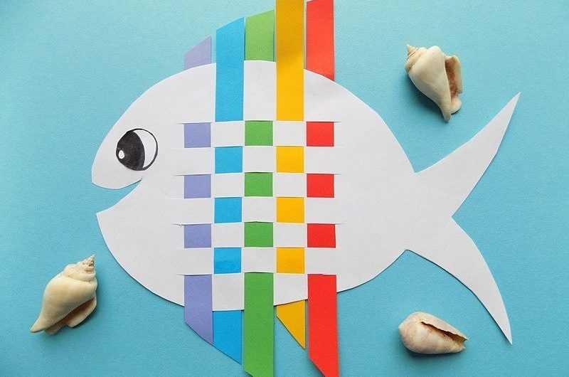 Оригами рыбка — 155 фото и видео мастер-класс изготовления модульной рыбки-оригами