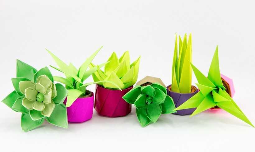 Цветы оригами из бумаги: 165 фото и видео изготовления бумажных цветов своими руками