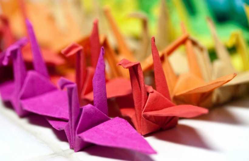 Объемные оригами — 170 фото и видео описание как изготовить стильные и оригинальные поделки-оригами