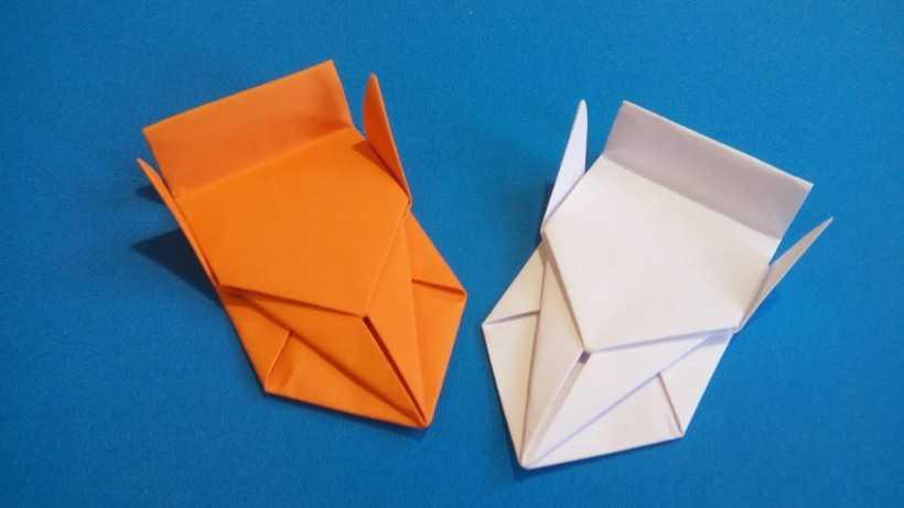 Оригами машина: пошаговое описание как собрать бумажную машинку (140 фото + видео)