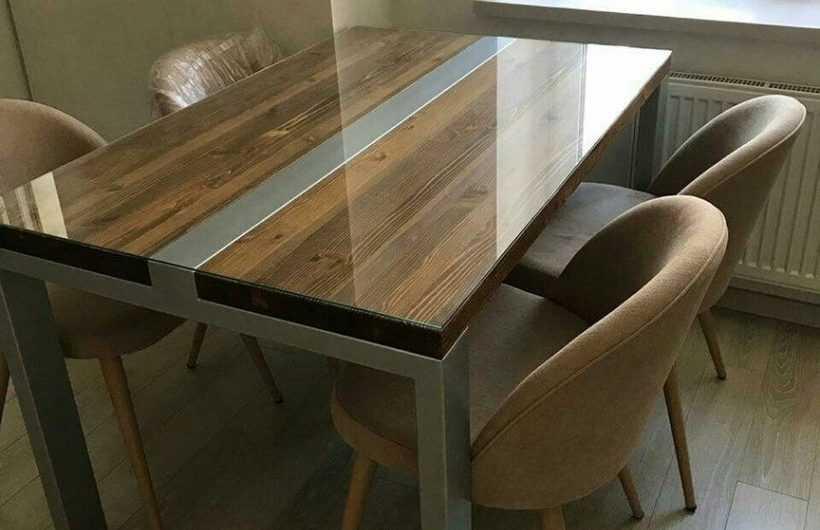 Как сделать кухонный стол: 185 фото и видео классных идей создания кухонного стола своими руками