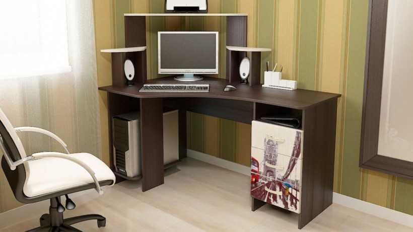 Как собрать компьютерный стол — пошаговая инструкция как сделать классный самодельный компьютерный стол