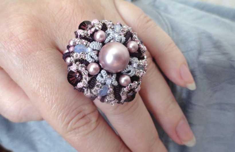 Кольцо своими руками: 145 фото и видео описание как сделать классное и красивое кольцо