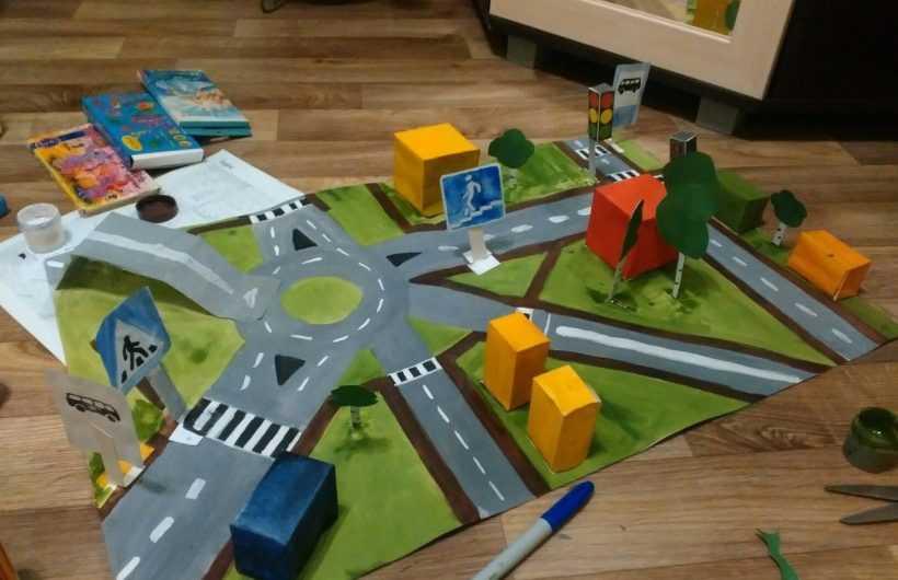 Поделки на дорожную тему — современные и типовые поделки на автомобильную тематику (видео + 155 фото)