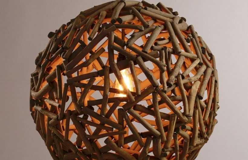 Светильник своими руками: 155 фото и видео как изготовить классный и оригинальный светильник
