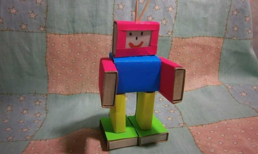 Поделка робот: оригинальные идеи и варианты изготовления из подручных материалов (185 фото)