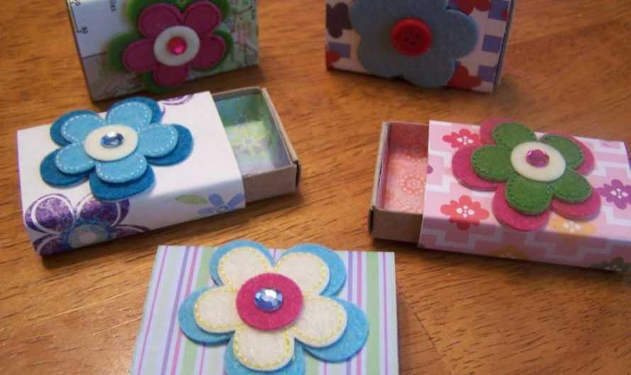 Поделки из спичечных коробков: 145 фото красивых и оригинальных поделок из спичечных коробков и подручных материалов